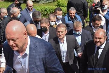 Hausarrest für Wiktor Medwedtschuk bis 7. September verlängert