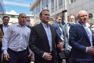 Fall Medwedtschuk: SBU ermittelt angeblich gegen Poroschenko und Hontarewa