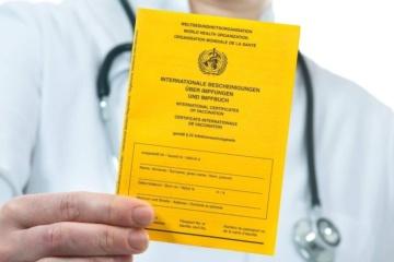 Ukraine extending validity of COVID certificates to 365 days