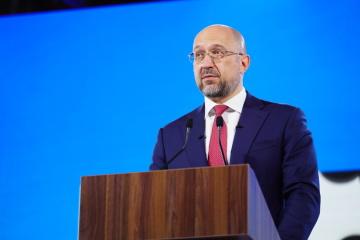 Shmygal: Ucrania tiene que desarrollar asociaciones público-privadas con empresas exitosas