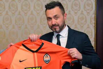 Roberto De Zerbi est le nouvel entraîneur de Chakhtar Donetsk