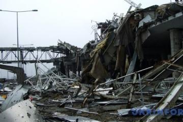 Zelensky: Combates por el aeropuerto de Donetsk fueron los más encarnizados en la guerra en el este