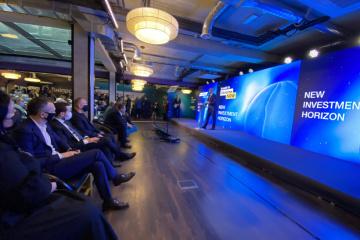 """Shmygal inaugura el foro """"UkraineInvest Talks: Dnipro"""" y anuncia memorandos con el BERD y USAID"""