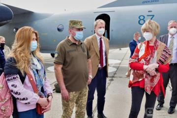 OSCE Secretary General arrives in Donetsk region