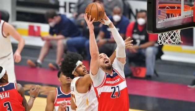 НБА: Лень допоміг «Вашингтону» обіграти «Клівленд»
