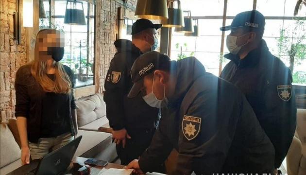 За час локдауну у столиці виписали понад 10 тисяч штрафів