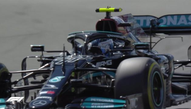 Формула-1: Боттас виграв кваліфікацію Гран-прі Португалії