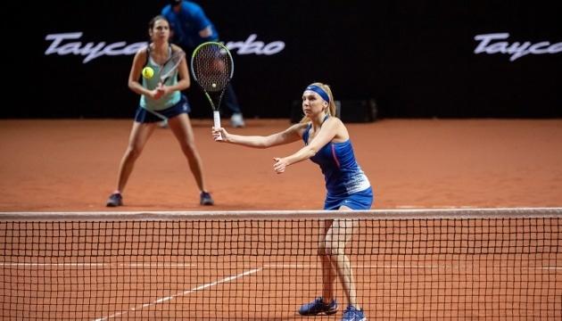 Надія Кіченок вийшла до другого кола парної сітки турніру WTA у Мадриді