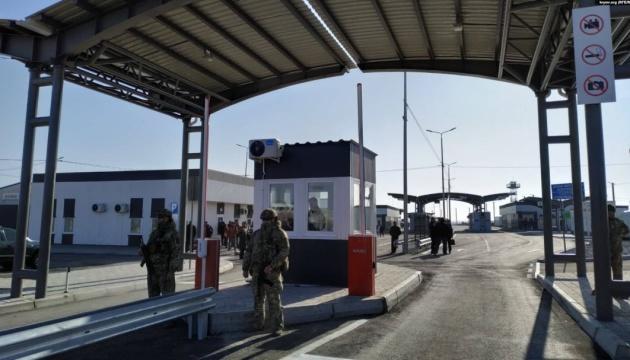 Окупанти посилили карантинний контроль при в'їзді до Криму