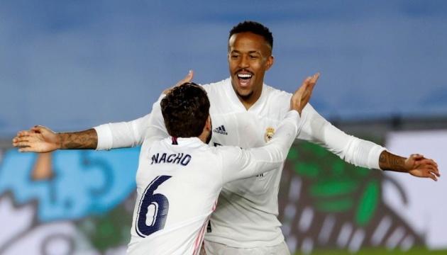 Ла Лига: «Реал Мадрид» выиграл у «Осасуны»