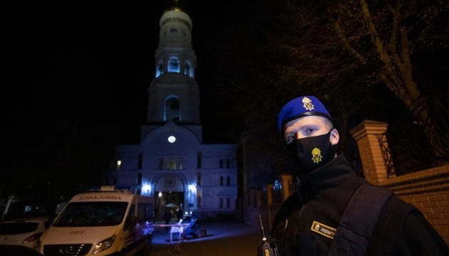 Великодня ніч в Україні минула спокійно — МВС