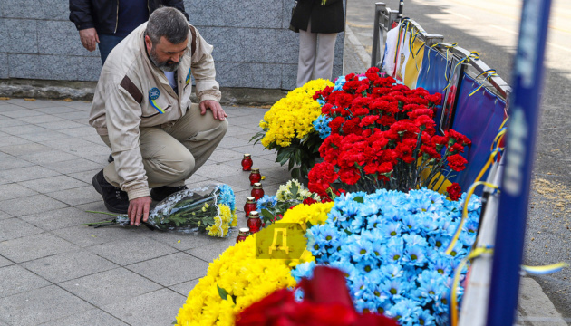 В Одесі вшановують пам'ять загиблих 2 травня 2014 року