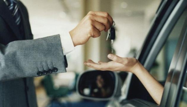 У квітні українці купили більш як 10 тисяч нових легкових авто