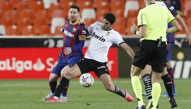 Ла Ліга: «Барселона» обіграла «Валенсію»