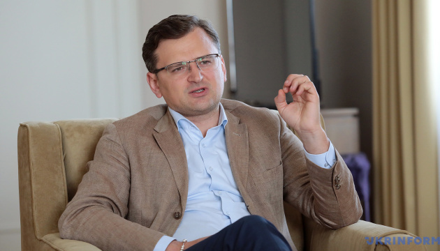 Kuleba: It is Russia that tries to withdraw from Minsk talks