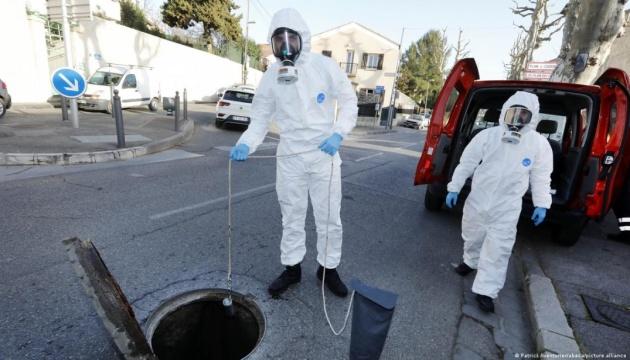 У ЄС хочуть перевіряти стічні води на коронавірус