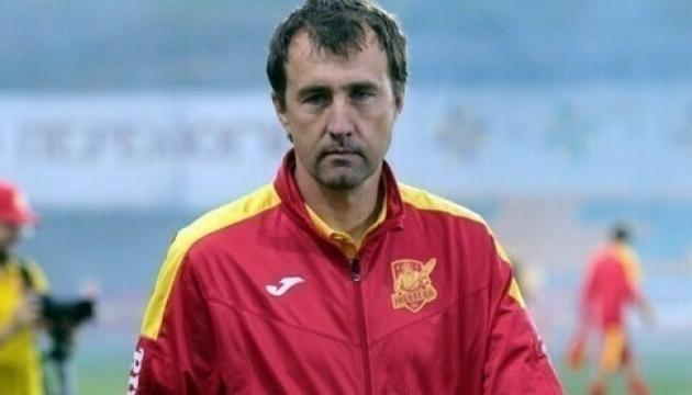 Сергій Лавриненко - найкращий тренер 24-го туру Прем'єр-ліги України
