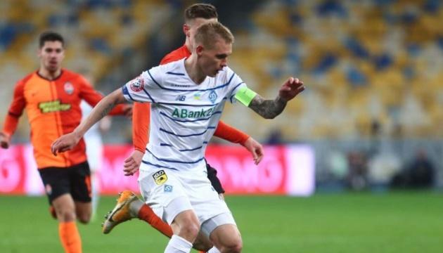 Хавбек «Динамо» Буяльський став найкращим футболістом 24 туру УПЛ