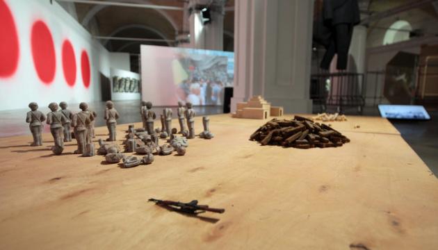 В Киеве открылась выставка современного белорусского искусства