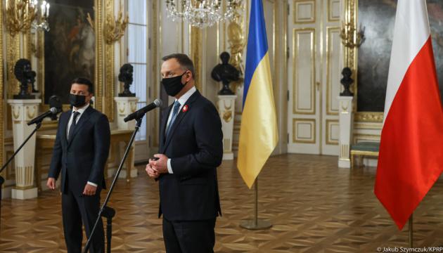Польща та інші країни НАТО підтримують надання Україні плану дій щодо членства - Дуда