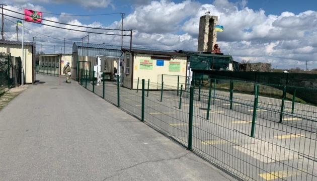 Із семи відкритих КПВВ повноцінно працює лише «Станиця» - штаб ООС