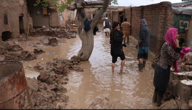 В Афганістані через повені загинули 14 осіб