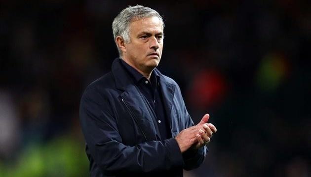 «Рома» повідомила про призначення Моуріньо з наступного сезону