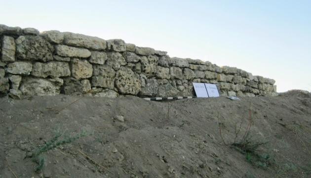На Херсонщині зібрали кошти для розкопок середньовічної фортеці Тягинь