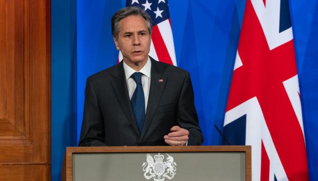 США прагнуть захистити і відновити міжнародний порядок – Блінкен