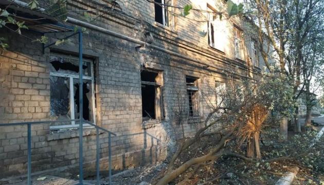 Ucrania ha enviado una nota a la Misión de la OSCE por el bombardeo contra un hospital en Krasnogorivka