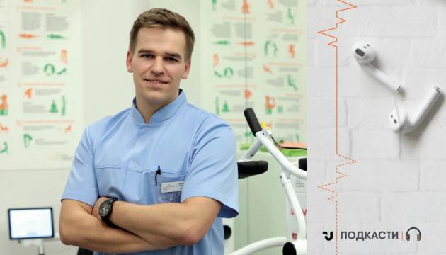 Лікар-реабілітолог про пози для сну, необхідність ранкової зарядки та здоровий спосіб життя