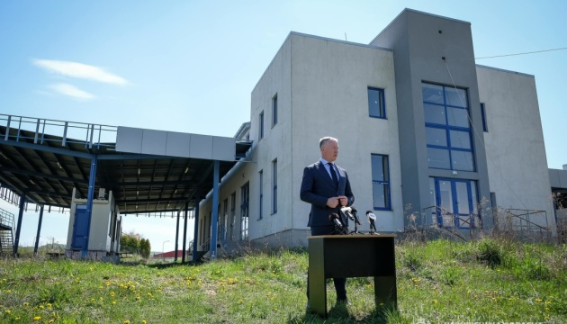 КПП на границе с Румынией достроят ко Дню Независимости