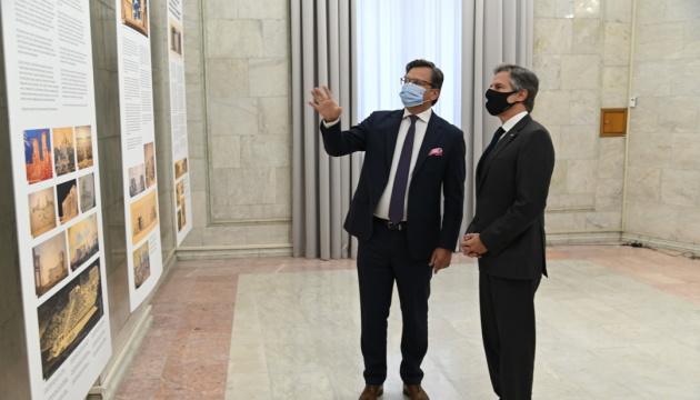 Кулеба: США підтвердили високе представництво на саміті «Кримської платформи»