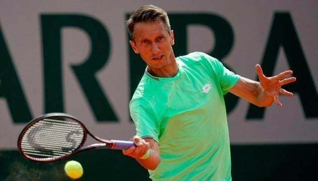 Стаховський програв індійцю на турнірі ATP у Празі