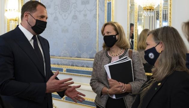 Штати підтвердили підтримку отримання Україною ПДЧ у НАТО — Єрмак