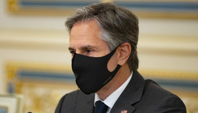 米国務長官、米宇首脳会談前にウクライナから望むことを説明