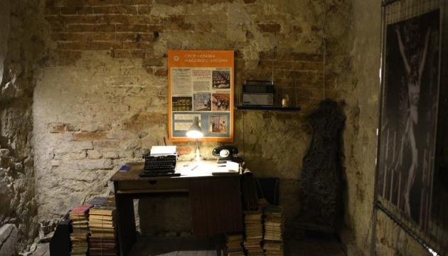 В подземелье львовского храма открыли выставку уникальных реликвий XII-XV веков