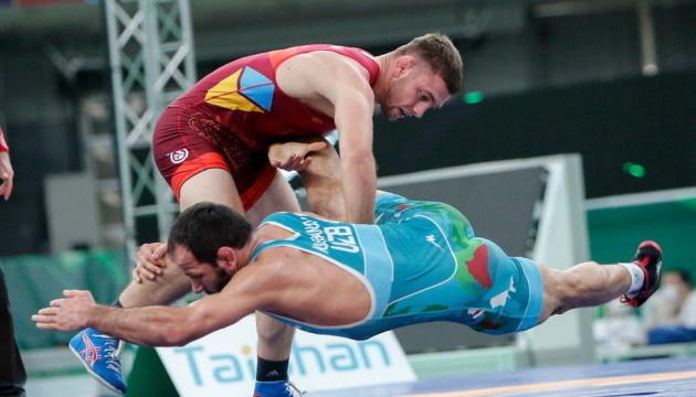 Українець Михайлов завоював ліцензію на Олімпіаду в Токіо у вільній боротьбі