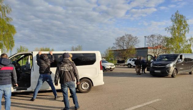 На Харьковщине задержали перевозчиков за финансирование терроризма