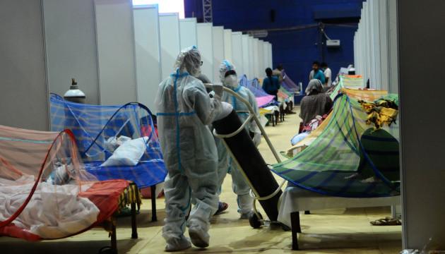 Україна надасть Індії кисень для протидії COVID-19