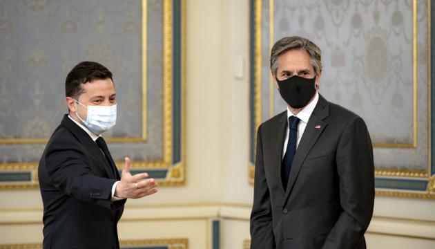 Blinken en Ucrania: Una visita de importancia geopolítica