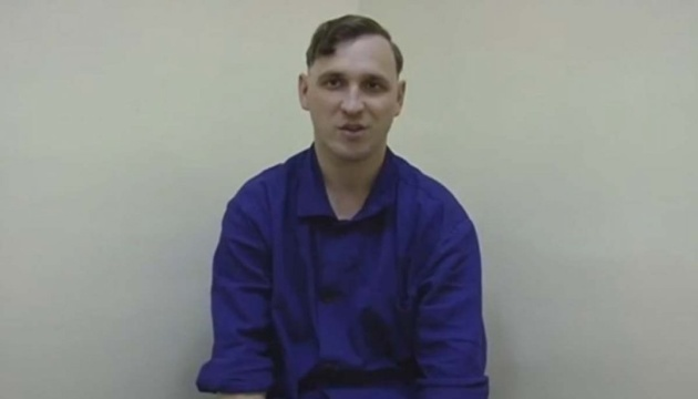 Ukrainian political prisoner Chyrniy released