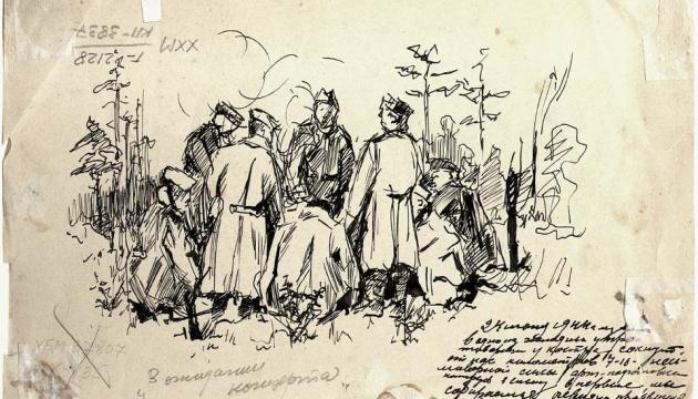 У Херсоні відкрилася виставка картин фронтовиків «Шляхами війни»