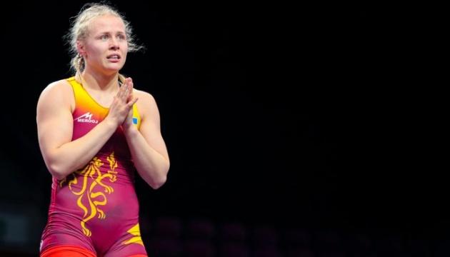 Алла Белінська здобула олімпійську ліцензію в жіночій боротьбі