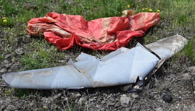 Ukrainian military shoot down invaders' drones