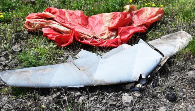 Ukrainisches Militär schießt Drohnen der Besatzer ab