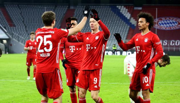 «Бавария» стала чемпионом Германии 31-й раз в истории