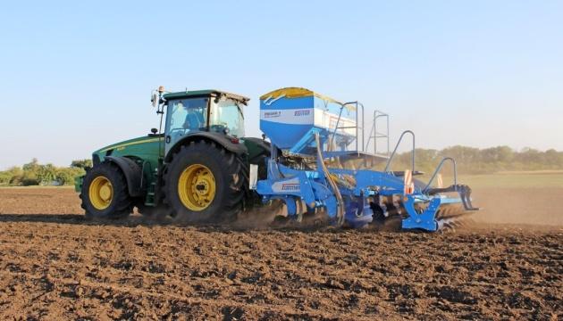 В Украине посеяли почти 4,4 миллиона гектаров яровых зерновых