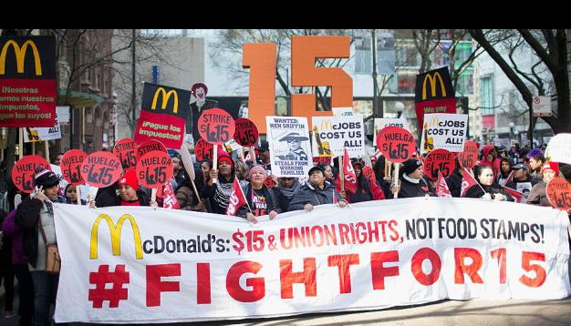 У США страйкуватимуть працівники McDonald`s - вимагають підняти зарплату