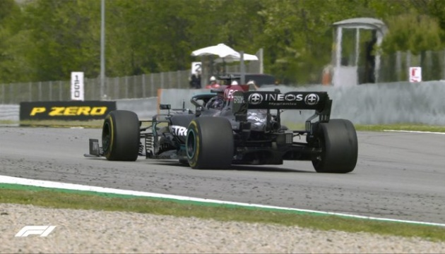 Формула-1: Гемілтон виграв Гран-прі Іспанії